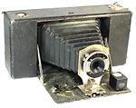 Ansco: Buster Brown Folding No.3A camera