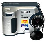 Sony: Mavica FD-100 camera