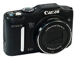Canon: PowerShot SX160 IS camera