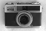 Fuji Optical: Fujica Half camera