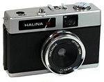 Haking: Halina 35 camera
