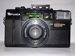 Fuji Optical: Fujica Auto 7 camera