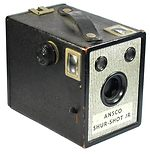 Ansco: Shur Shot Junior camera