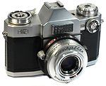 Zeiss Ikon: Contaflex Super (10.1271) camera