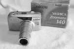 Yashica: Zoomate 140 (Elite 140 Zoom) camera