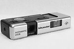 AGFA: Agfamatic 2008 Tele Pocket camera