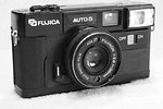 Fuji Optical: Fujica Auto 5 camera
