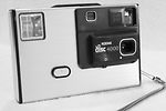 Kodak Eastman: Disc 4000 camera