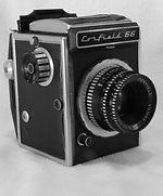 Corfield: Corfield 66 camera