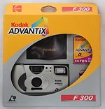 Kodak Eastman: Advantix F300 camera