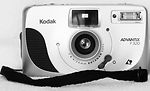 Kodak Eastman: advantix F320 camera