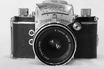 Ihagee: Exa camera