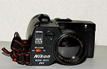 unknown companies: Nikon Moto Drive F41 camera