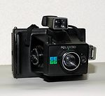 Polaroid: EE 66 camera