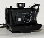 Polaroid: EE 100 Special camera
