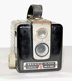 Kodak Eastman: Brownie Flash Camera camera