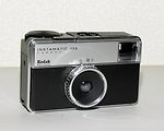 Kodak Eastman: Instamatic 133 camera