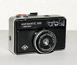 AGFA: Agfamatic 300 Sensor camera