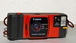 Canon: Snappy 20 camera