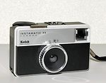 Kodak Eastman: Instamatic 33 camera
