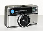 Kodak Eastman: Instamatic 155-X camera