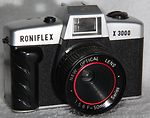 New Taiwan: Roniflex X3000 (New Optical Lens) camera