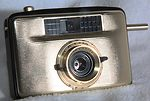 Zeiss Ikon VEB: Penti II (black/gold) camera