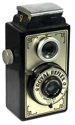 Monarch: Royal Reflex camera