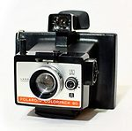 Polaroid: Colorpack 80 camera
