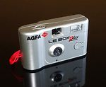 AGFA: Le Box Plus camera