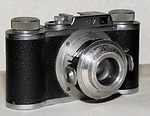 Wirgin: Edinex (II) camera