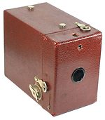 Kodak Eastman: Rainbow Hawk-Eye No.2 Mod C camera