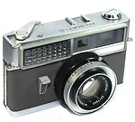 Minolta: Hi-matic camera
