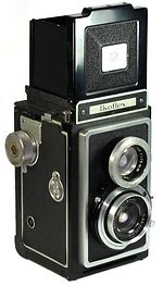 Zeiss Ikon: Ikoflex I camera