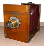 unknown companies: 24x30 Field camera camera