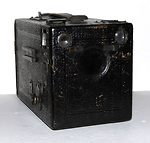 Houghton: Holborn Ilex No.5a camera