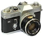 Canon: Canon FT QL camera