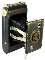 Kodak Eastman: Jiffy Kodak Six-20 Series II camera