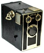 Mergott: Jem Junior 120 camera