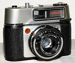 Vredeborch: Felicetta (black) camera