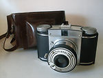 Braun Carl: Paxina II camera