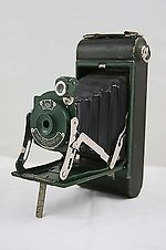 Kodak Eastman: No. 1 Pocket Kodak Junior camera