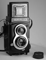 unknown companies: Traveller (TLR) camera