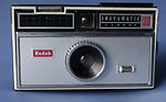 Kodak Eastman: Instamatic 100 camera
