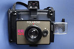 Polaroid: EE 44 camera