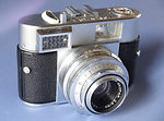 Voigtländer: Vitomatic Ia camera