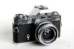 Zeiss Ikon: Icarex 35 CS camera