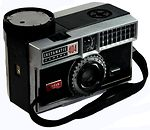 Kodak Eastman: Instamatic 404 camera
