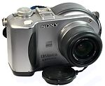 Sony: Mavica CD300 camera