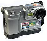 Sony: Mavica FD-83 camera